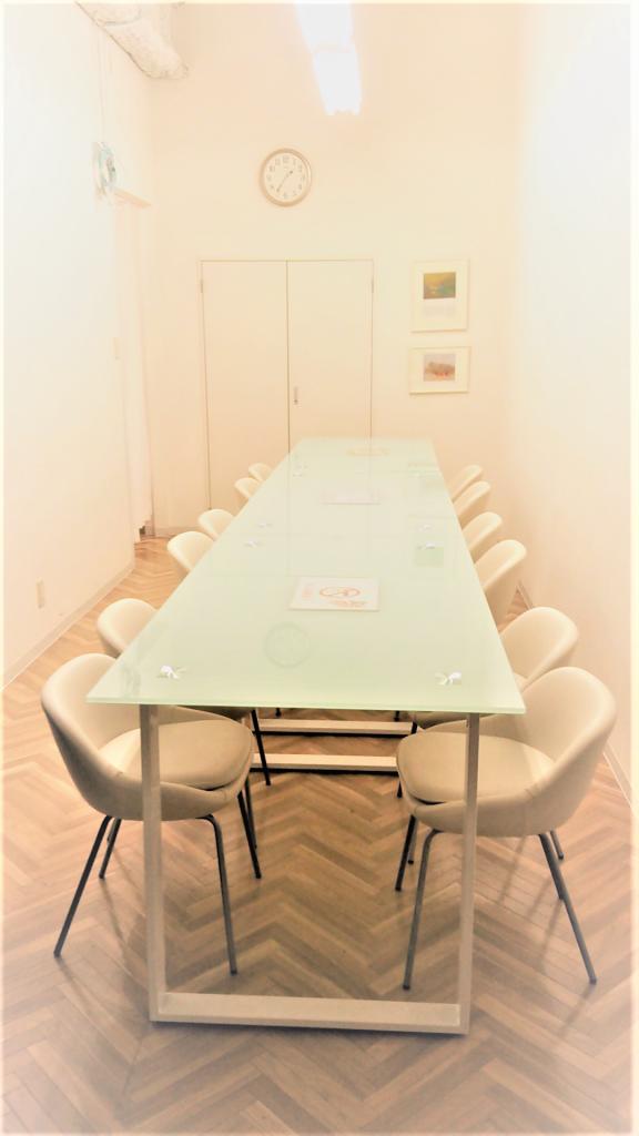 サフラン会議室 - 色補正2